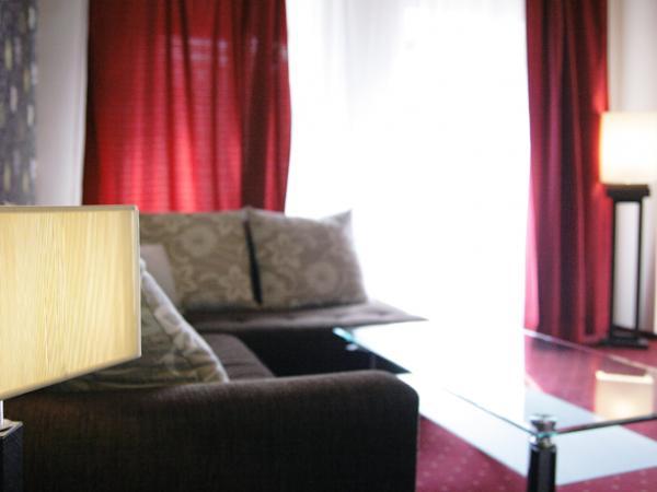 SUPERIOR - dvojposteľová izba