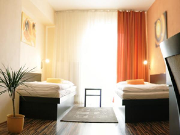 CLASIC (extra) - dvojposteľová izba
